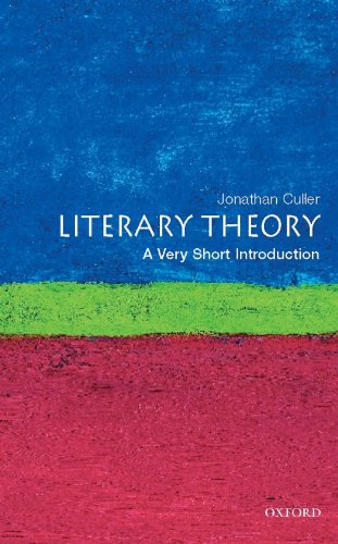 # Literary Theory: A Very Short Introduction (Very Short Introductions)