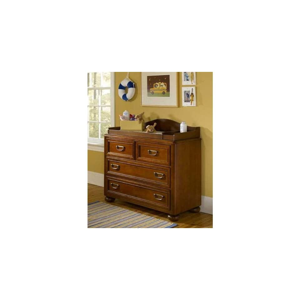 Young America Furniture Harbor Town Changing Table On Popscreen