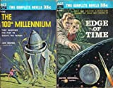 The 100th Millennium / Edge of Time (Vintage Ace Double D-362)