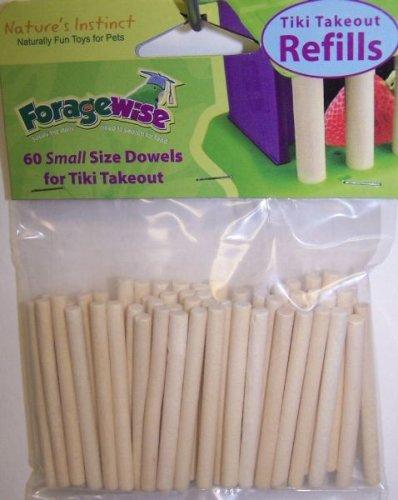 Cheap Natures Instinct Tiki Takeout Refill Small 60 Dowels (B000UVUGC6)