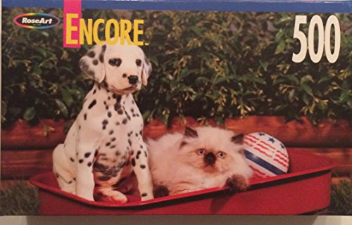 Encore 500 Piece Puzzle Nikko and Spot