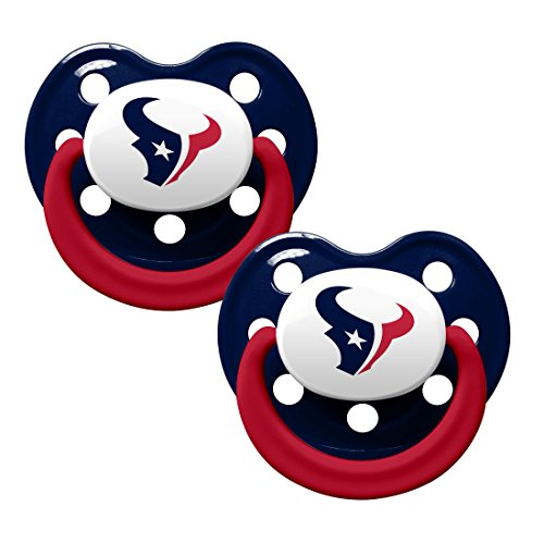 Baby Fanatic Pacifier, Houston Texans - 1