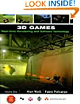 3d Games:Volume 1: Real-Time Renderin...