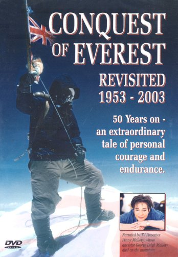 The Conquest of Everest [DVD] [Import]