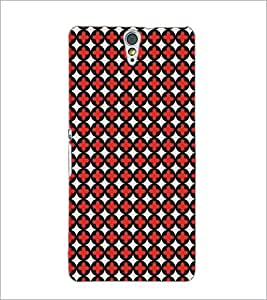 PrintDhaba Pattern D-5481 Back Case Cover for SONY XPERIA C5 ULTRA (Multi-Coloured)