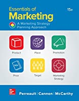 Essentials of Marketing, 15th Edition Front Cover