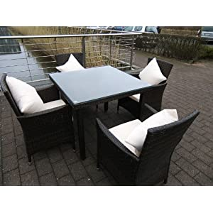 gartenmobel polyrattans 13tlg poly rattan gartenm bel set gartengarnitur balkonm bel set review. Black Bedroom Furniture Sets. Home Design Ideas