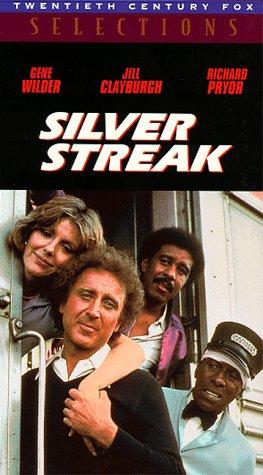 Silver Streak [VHS]