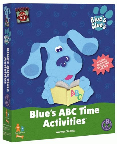 Blue's Clues ABC Time (5-user)