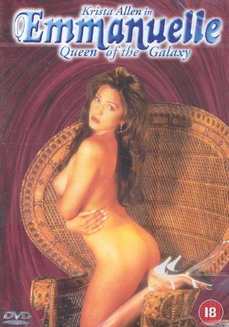 Emmanuelle – Queen Of The Galaxy [DVD] image