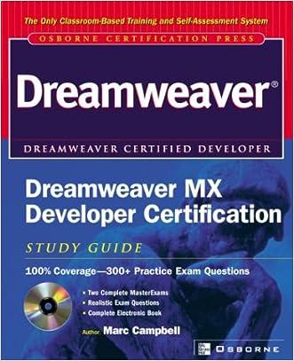 Dreamweaver MX Developer Certification Study Guide