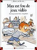 """Afficher """"Max et Lili n° 8 Max est fou de jeux-vidéo"""""""