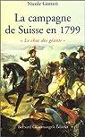 La Campagne de Suisse en 1799 : « Le Choc des géants » par Gotteri