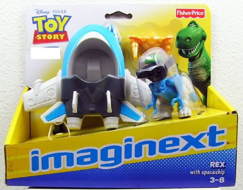 Imaginext Toy Story Toybuzz