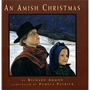 An Amish Christmas (Aladdin Picture Books)