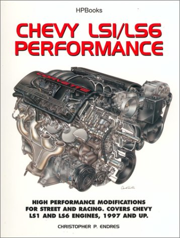Chevy LS1/LS6 Performance: High Performance Modifications for Street and Racing (Ls1 Chevy Engine compare prices)
