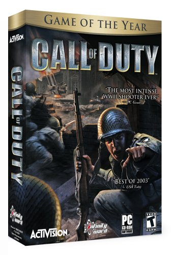 Call Of Duty Game Of The