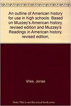 an outline of american history An outline of american history |ch 1| ch 2| ch 3  franco-american alliance -- the british move south -- victory and independence loyalists during the american revolution   chapter 14: brief reading list in american history outline of american history: contents.