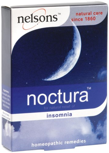 Nelsons Noctura Homeopathic Remedy - 72 Tablets