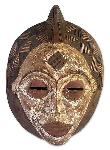 'Spirit Guide' Mask