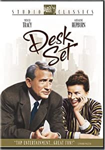"Cover of ""Desk Set"""