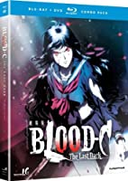 Blood-C: Last Dark [Blu-ray/DVD Combo] from Funimation