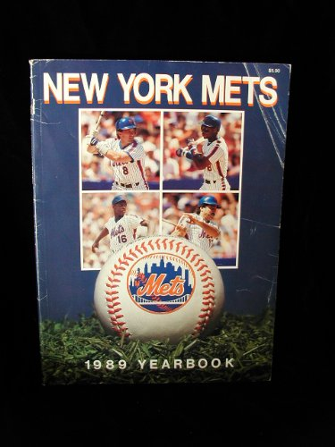 New York Mets program yearbook 1989 mlb baseball at Amazon.com