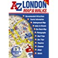 London Map & Walks (Street Maps & Atlases)