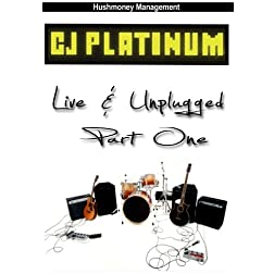 Cj Platinum Live and Unplugged