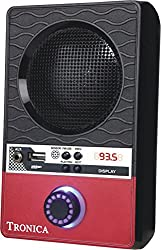 Tronica NOMAD MP3/FM/MOBILE SPEAKER WITH RECHARGEABLE BATTERY