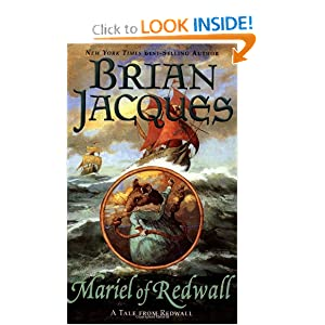 Mariel of Redwall (Redwall, Book 4) by Brian Jacques and Gary Chalk