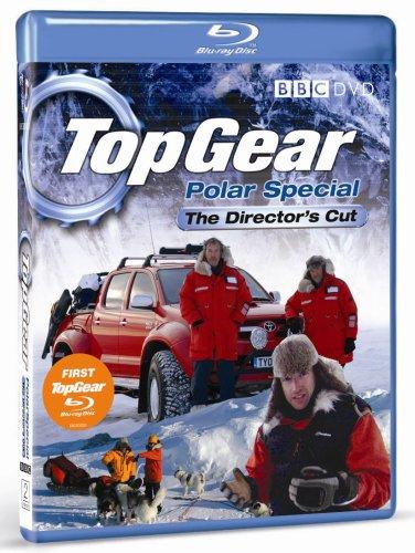 Top Gear - Polar Special (Director's Cut) [Blu-ray][Region Free]