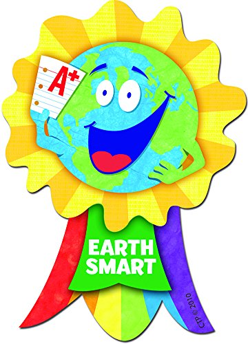 Creative Teaching Press Earth Smart Ribbon Rewards (4625)