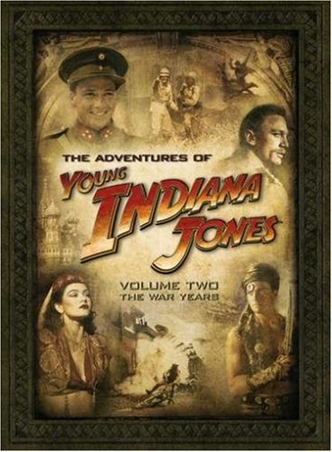 The Adventures Of Young Indiana Jones Vol.2 The War Years [DVD] [Import]