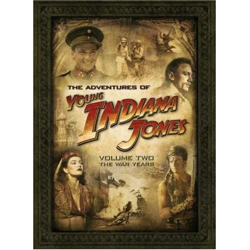 Amazon.com: The Adventures of Young Indiana Jones, Volume Two - The War Years: Sean Patrick Flanery
