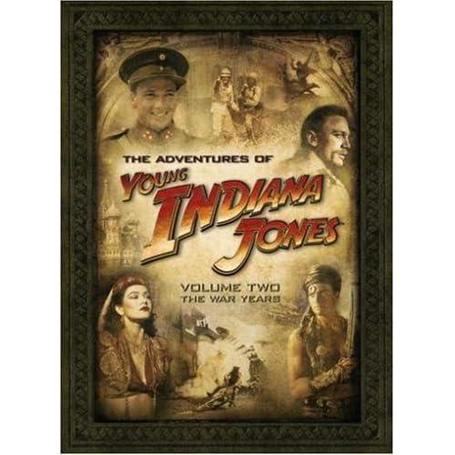 Amazon.com: The Adventures of Young Indiana Jones, Volume