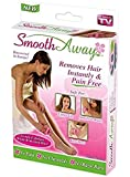 Smooth Away Hair Removal Kit Removes Hair Instantly As Seen on TV