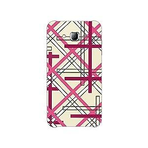 Garmor Designer Silicone Back Cover For Samsung Galaxy J5 SM J500F