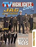 JAG /Navy NCIS - Alle Staffeln - TV Highlights Extra - Peter Osteried, Frank Martens