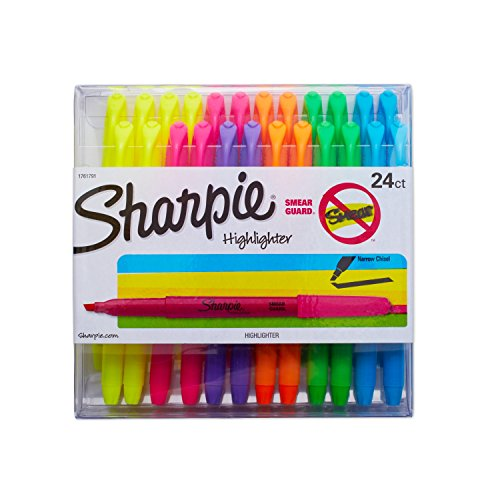 sharpie-accent-pocket-highlighters-chisel-tip-assorted-colored-24-count