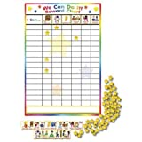 Kenson Kids We Can Do It! Character Education Chart KPS801