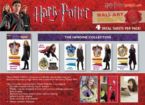 Harry Potter Wall Artwork - Heroine Collection - 1