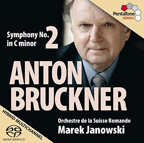 BRUCKNER / ORCH DE LA SUISSE ROMANDE / JANOWSKI
