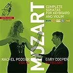 MOZART. Complete Violin Sonatas. Podg...