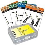 FitDeck Programme d'entraînement - TRX Suspension Trainer