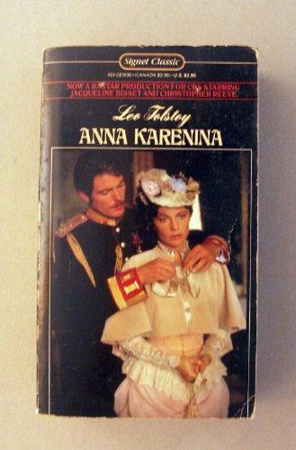 Anna Karenina: Television Tie-In Edition (Signet classics)