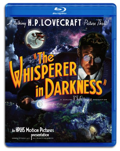 Cover art for  The Whisperer in Darkness [Blu-ray]