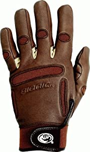 Bionic women 39 s classic gardening gloves brown for Gardening gloves amazon