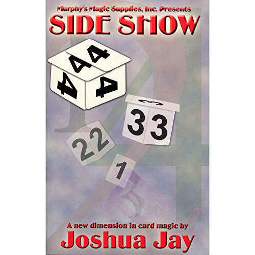 MMS Side Show by Joshua Jay - Trick