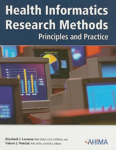 Health Informatics Research Methods: Principles and...